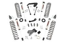 4IN Jeep Suspension Lift Kit (07-18 Wrangler JK) - Premium N3