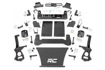 6in GM Suspension Lift Kit (19-20 GMC 1500 PU 4WD/2WD) with Adaptive Ride Control with Strut Spacers and N3 Shocks