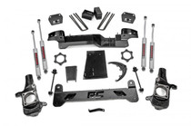 6in GM Suspension Lift Kit (01-06 1500 HD 4WD)