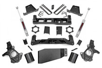 7.5in GM Suspension Lift Kit (07-13 1500 PU 4WD) standard kit with strut spacers