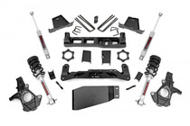 7.5in GM Suspension Lift Kit (07-13 1500 PU 4WD) with lifted struts