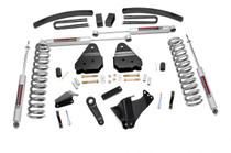 6in Ford Suspension Lift Kit | (05-07 F250 4WD) Gas Engine with N3 Shocks