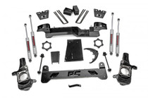 6in GM Suspension Lift Kit (2001-2010 2500 HD 4WD)