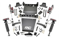 7in GM Suspension Lift Kit | Bracket Kit (14-18 1500 PU 4WD) with Vertex Coilover and Vertex Shocks