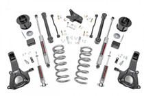 6in Dodge Suspension Lift Kit (09-18 Ram 1500 2WD   V8 Models)
