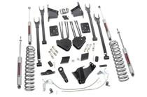 6in Ford Suspension Lift Kit   4-Link (15-16 F-250 4WD) - Standard Kit