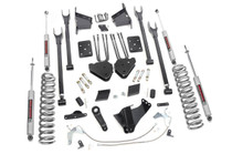 6in Ford Suspension Lift Kit | 4-Link (15-16 F-250 4WD) - Standard Kit