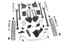 6in Ford Suspension Lift Kit   4-Link (15-16 F-250 4WD) - V2 Monotube
