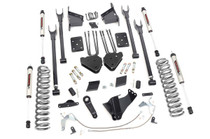 6in Ford Suspension Lift Kit | 4-Link (15-16 F-250 4WD) - V2 Monotube