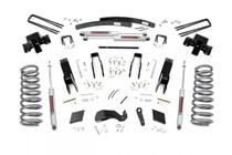 5in Dodge Suspension Lift Kit (00-02 Ram 2500 4WD)