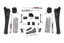 4.5IN Dodge Suspension Lift Kit w/ Coil Spacers/Radius Drops (14-8 Ram Powerwagon 2500 4WD Gas)