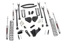 6in Ford 4-Link Suspension Lift Kit (05-07 F-250/350) - Premium N3