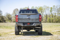 6IN Ford Suspension Lift Kit (2019 Ranger 4WD) vehicle rear view