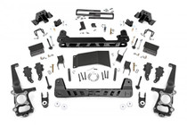 4IN Ford Suspension Lift Kit (2019 F-150 Raptor)