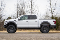 4IN Ford Suspension Lift Kit (2019 F-150 Raptor) displayed on vehicle - side view