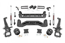 4IN Ford Suspension Lift Kit (2004-2008 F-150 2WD)