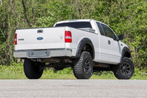 6IN Ford Suspension Lift Kit (2004-2008 F-150 2WD) vehicle rear view