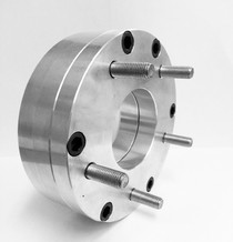 6 X 5.50 to 5 X 4.50 Wheel Adapter