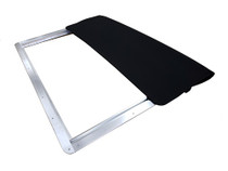 "40"" x 45"" Folding Sliding Rag Top ""2006-2010 Dodge Charger"""