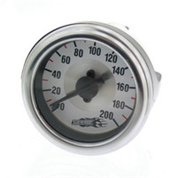 Easystreet Single Needle Air Pressure Gauge 200psi