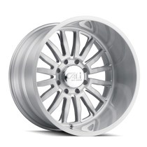 Cali Offroad Summit Brushed & Clear Coated 20x9 8x170 0mm 125.2mm