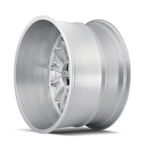 Cali Offroad Summit Brushed & Clear Coated 20x9 8x170 0mm 125.2mm - side view