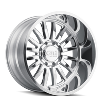 Cali Offroad Summit Polished 24x14 8x170 -76mm 125.2mm