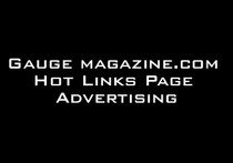 Hot Links Page On Gauge Magazine.com