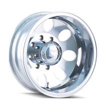 ION 167 Polished - Rear 17x6.5 8x210 -142mm 154.2mm