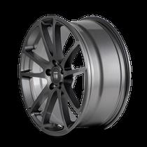 Touren TF03 Graphite 18x8 5x110 40mm 65.1mm  - wheel side view