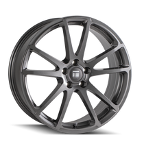 Touren TF03 Graphite 20x8.5 5x114.3 38mm 72.6mm