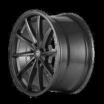 Touren TF02 Black 20x9 5x112 35mm 66.56mm - wheel side view