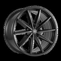 Touren TF02 Black 20x9 5x114.3 35mm 72.6mm
