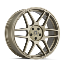 Touren TR74 Matte Gold 17x8 5x112/5x120 40mm 74.1mm