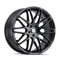 Touren TR75 Matte Black 18x8 5x114.3 40mm 72.6mm