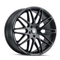 Touren TR75 Matte Black 18x8 5x114.3 40mm 72.6mm
