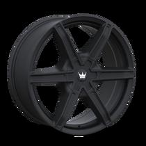 Mazzi 371 Stilts Matte Black 22x9.5 5x115/5x139.7 18mm 87mm