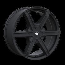 Mazzi 371 Stilts Matte Black 24x9.5 5x115/5x120 18mm 74.1mm