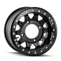 Dirty Life Roadkill Matte Black Beadlock 14x7 4x156 13mm 115.1mm