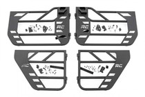 Jeep Steel Tube Doors (18-20 JL / 2020 Gladiator) - front and rear doors