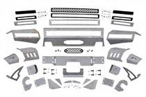 Chevy Front DIY Bumper Kit (07-13 Silverado 1500)