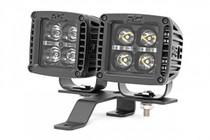 Jeep Quad LED Light Pod Kit (18-20 JL / 2020 Gladiator)