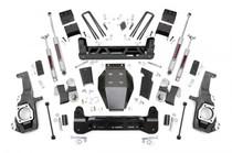 5IN GM NTD Suspension Lift Kit (2020 2500HD)