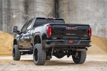 7IN GM NTD Suspension Lift Kit (2020-2021 2500HD) - displayed on vehicle rear view
