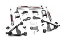 2.5IN GM Suspension Lift Kit (1982-2004 Chevy S10/Blazer)