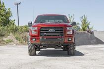 Ford 04-20 V8 F150/03-20 Expedition Bull Bar Black