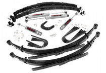 4IN GM Suspension Lift System (73-76 1/2 Ton Suburban/Pickup w/ 52 IN Rear Springs)