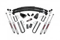 4IN Ford Suspension Lift Kit (1980-1986 F250 4WD)