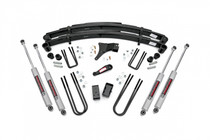 4IN Ford Suspension Lift Kit (1986-1997 F-350 4WD)