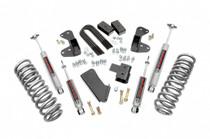 2.5in Ford Suspension Lift Kit (80-96 Bronco)